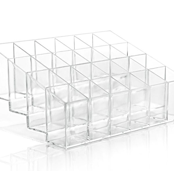 Bekas Simpanan Lipstik Holder Clear Acrylic Display Rak Alat Solek - Malaysia Best Online Shopping Fashion Boutique with Clothes, Shoes, Bags and Beauty ...