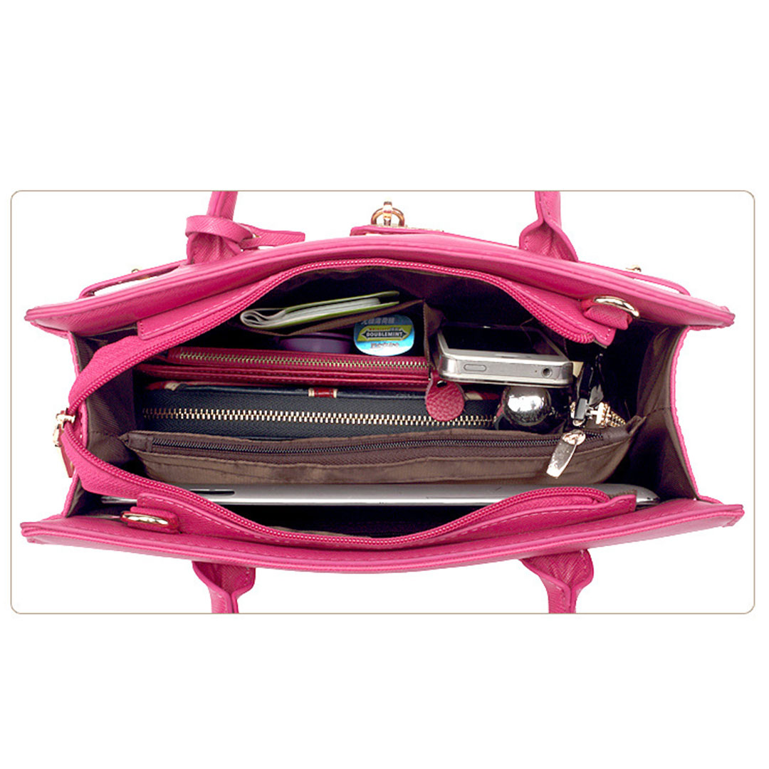 Beg Tangan Wanita Gaya Mewah High Quality Kasual Wrapped Elegant Tas The Product Is Already In Wishlist Browse